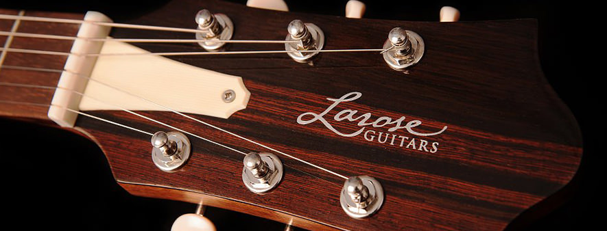 Custom-Built Electric Guitars